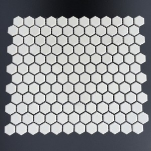 1 INCH HEX GLOSSY (CZG202Y)