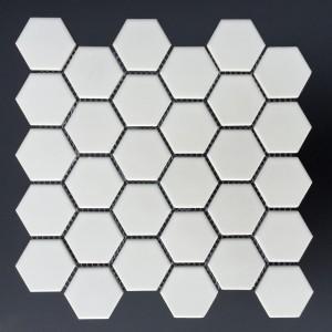 2 INCH HEX WHITE MATTE (CZM219Y)_1553
